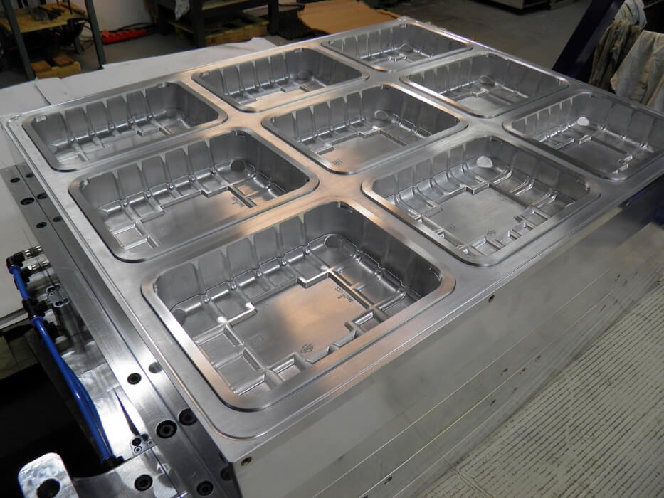 Kiefel-KMD78-Thermoforming-tooling
